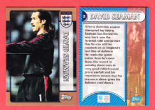 England David Seaman Arsenal 14